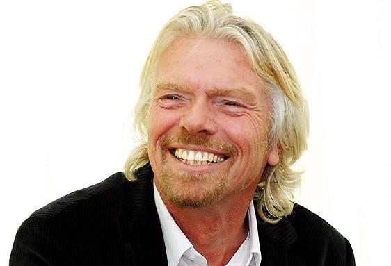 Sir Richard Branson on Success