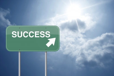 Affirmation:  I Will Succeed